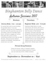 BBD Autumn Sessions 2017