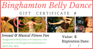 BBD Gift Certificate