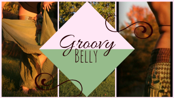 Groovy Belly YouTube Channel Art