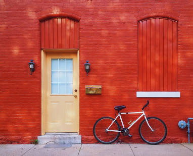 Brick Home by Brennan Ehrhard on Unsplash - cropped